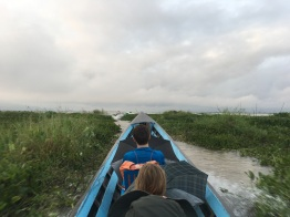 Entrance to Inle Lak