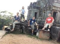 nr Siem Reap, Combodia